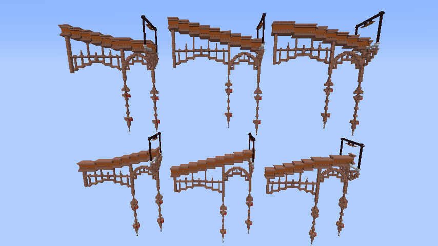 Minecrafterししゃもがマインクラフトでプコサヴィルの線路を作るよ4