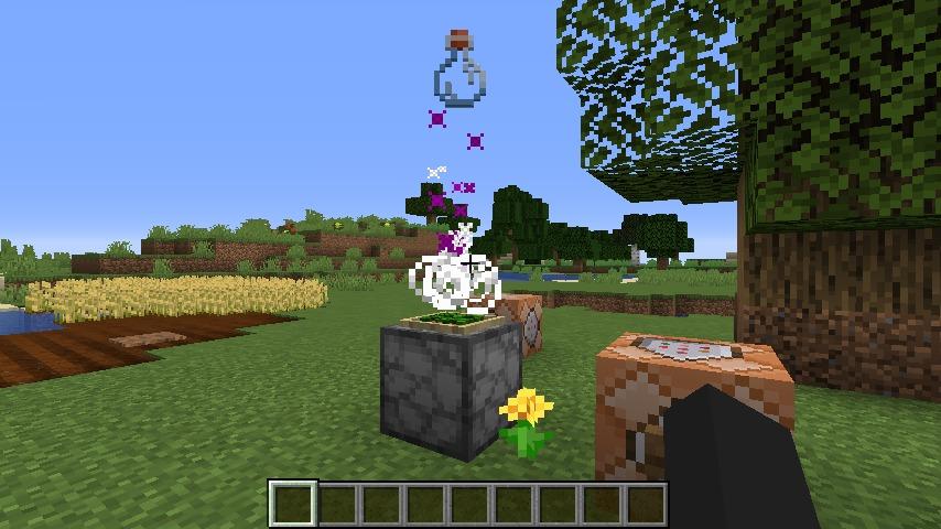 Minecrafterししゃもがマインクラフトで作ったデータパック「Bottled Bee」の紹介をする5