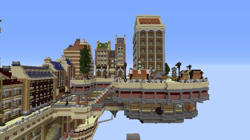 Minecrafterししゃもがマインクラフトでぷっこ村のプコサヴィル東側に着工するよ3