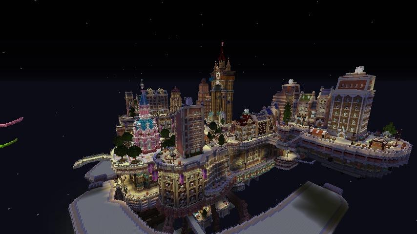 Minecrafterししゃもがマインクラフトでぷっこ村のプコサヴィル東側に着工するよ6