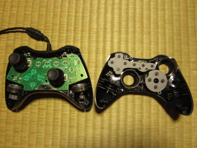Minecrafterししゃもの中の人が断線して壊れたXboxコントローラーを気合で直す2