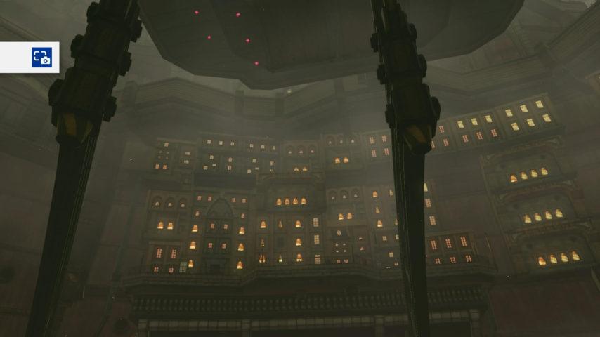 Minecrafterししゃもがマインクラフトで空中都市プコサヴィル下層の街並みを作っていく3