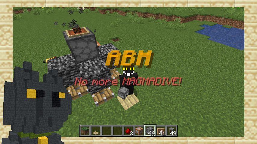 Minecrafterししゃもがマインクラフトで作ったデータパック「Automatic Boring Machine」の紹介をする1