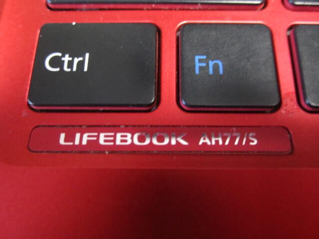 Minecrafterししゃもの中の人がLIFEBOOK-AH77/Sを分解しSSDに交換する1