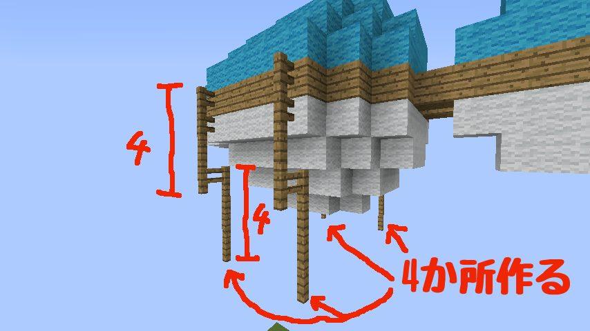 簡単にできるファイナルファンタジーに出る風の飛行船の作り方13