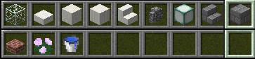 Minecrafterししゃもがマインクラフトでガゼボ風の噴水の作り方を紹介する1