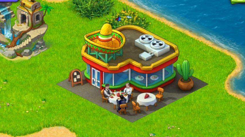 Minecrafterししゃもがマインクラフトでぷっこ村にポークレストランを作る1