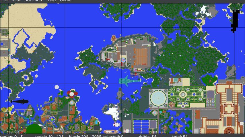 Minecrafterししゃもがマインクラフトでぷっこ村に首里城を再建できた3