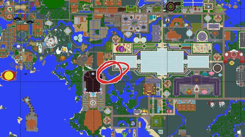 Minecrafterししゃもがマインクラフトで無性に建てたくなった塔4