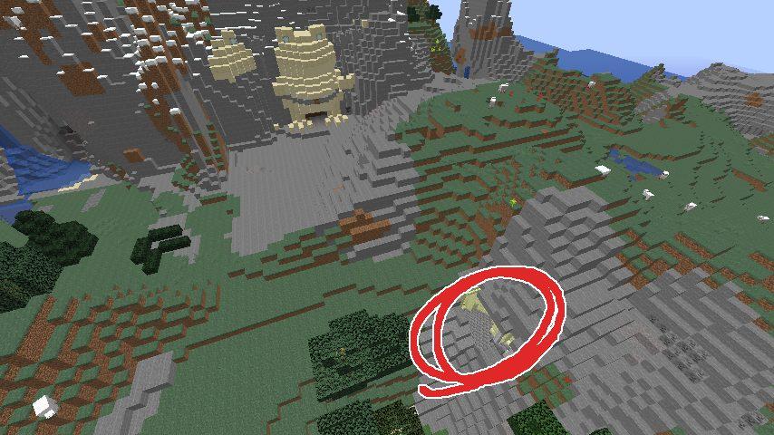 ぷっこ村で地下遺跡が発見されたp3