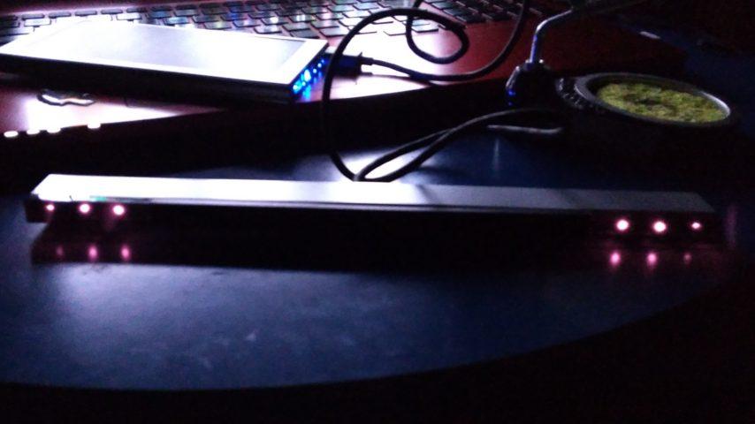 wiiのセンサーバーを5V駆動に改造するよ5