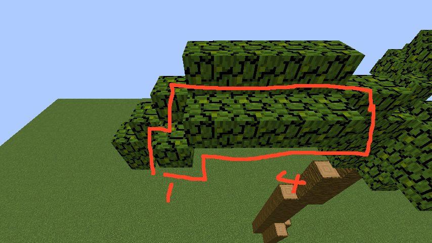 うきうきさんとにゃろりくんが簡単なのにリアルなヤシの木のつくり方を紹介する8