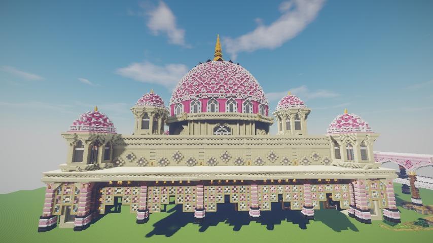 Minecrafterししゃもがマインクラフトでぷっこ村に新しい教会を作る9