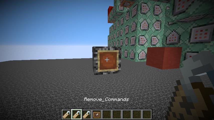 Minecrafterししゃもがマインクラフトでコマンドブロックのコマンドをmcfunctionに出力できるデータパックを作ってみた7