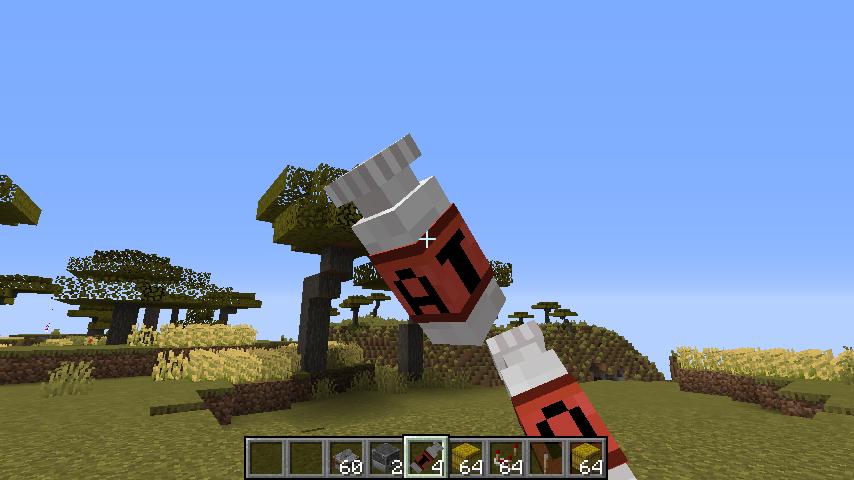Minecrafterししゃもがマインクラフトで作った農業機械を追加するデータパック「Farming Ver.1」を紹介する7