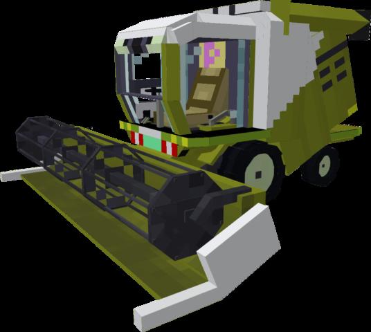 Minecrafterししゃもがマインクラフトで作った農業機械を追加するデータパック「Farming Ver.1」を紹介する13