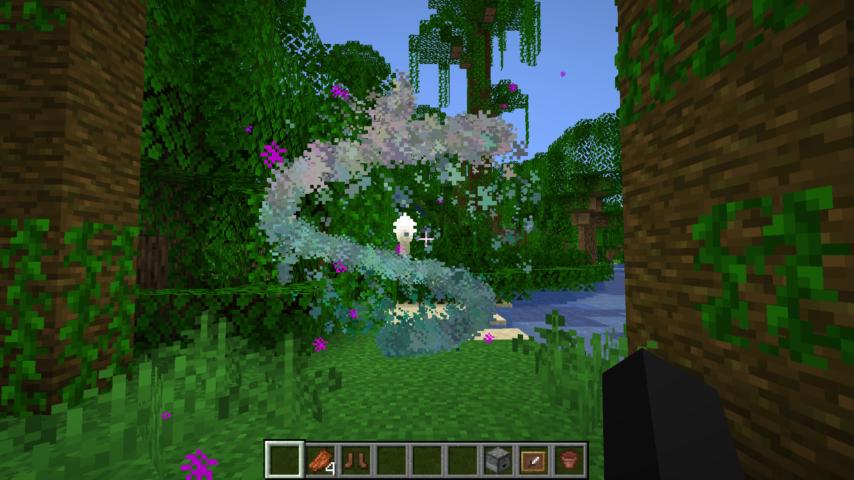 Minecrafterししゃもがマインクラフトで作った、ゾンビだらけの崩壊した都市でサバイバルするディメンションを追加するデータパック「Zombrella」を紹介する23