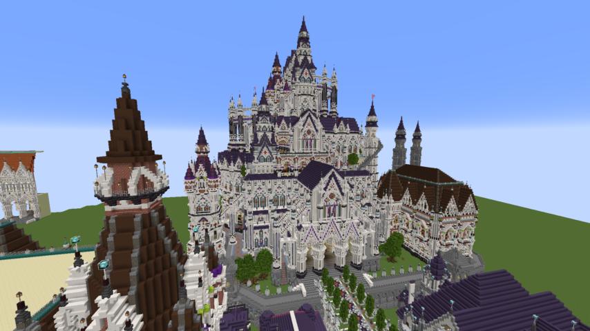 神聖ぷっこ村長国のファンタジーなお城の本体を遂に完成させた話1