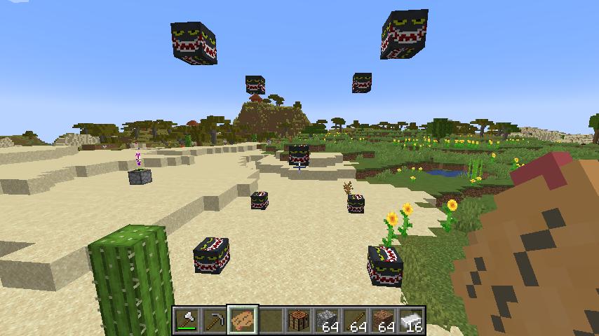 Minecrafterししゃもがマインクラフトで作ったデータパック「建てといて君」の紹介をする6