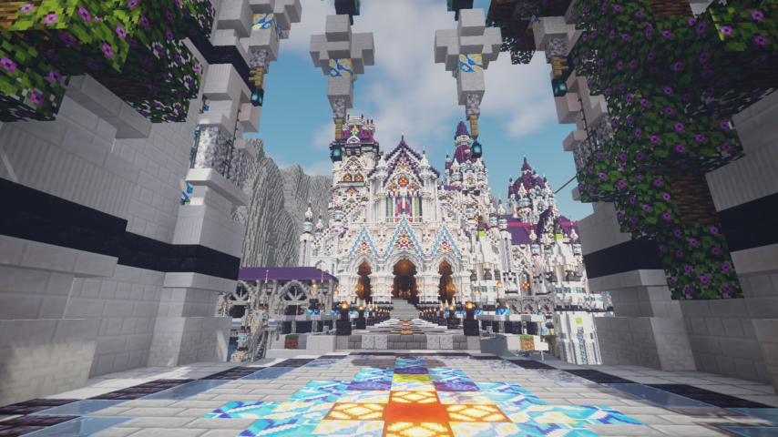 さばちゃんぽん2021に参加させてもらって、引き続きファンタジーな城作ってる話1