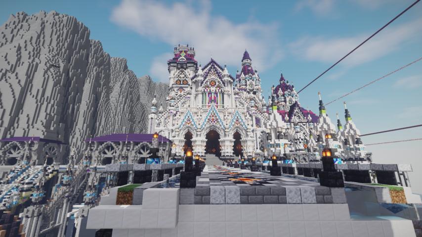 さばちゃんぽん2021に参加させてもらって、引き続きファンタジーな城作ってる話2
