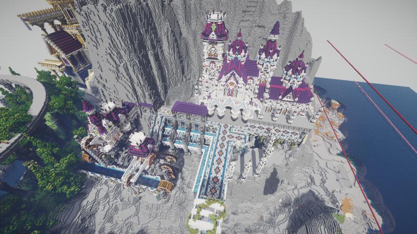 さばちゃんぽん2021に参加させてもらって、引き続きファンタジーな城作ってる話5